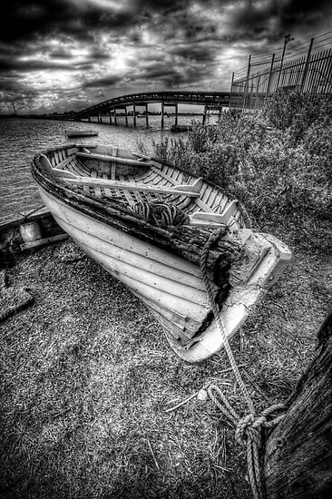 Going nowhere... by Alistair Wilson
