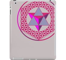 Star Tetrahedron iPad Case/Skin