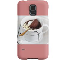 Cardamom-Coffee-Cup of Mousse Samsung Galaxy Case/Skin