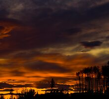 Autunm Sky by peaceofthenorth