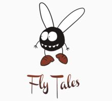 Fly Tales Sign Kids Clothes