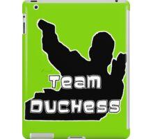 Team Dutchess iPad Case/Skin