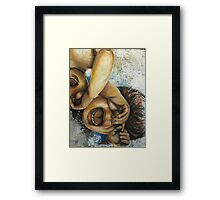Separation Anxiety No. 2 Framed Print
