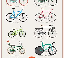 Bicycle Season by DemeterNorbi