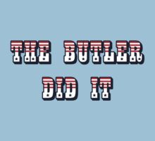 The Butler Did It - New England Patriots Malcolm Butler 21 Kids Clothes