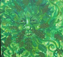 greenman by Heidi Norman