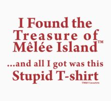 Treasure of Melee Island T-Shirt