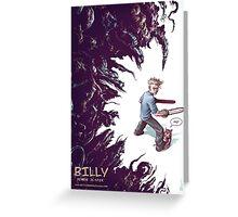 Billy: Demon Slayer Greeting Card
