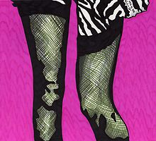 Legs by Angelique Moselle Price