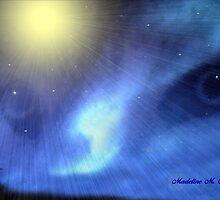 NORTHERN SPIRIT EYES by Madeline M  Allen