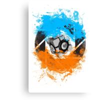 Aperture & the gels Canvas Print