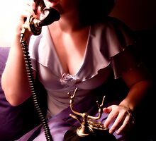 dial m for murder by Bronwen Hyde