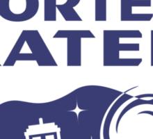 Vortex Rated (Dark) Sticker