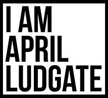 I am April Ludgate by joshmoody