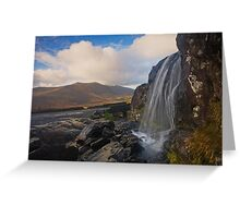 Conor Pass, Co.Kerry, Ireland Greeting Card
