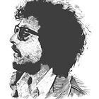 Bob Dylan by barmalisiRTB