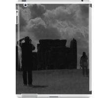 At Stonehenge iPad Case/Skin