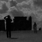 At Stonehenge by Mary Ann Reilly