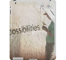 Possibilities iPad Case/Skin