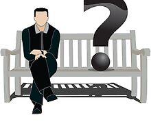 Self Question Mark by shanmclean