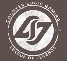 Vintage CLG Logo by spacesmuggler