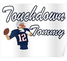 Touchdown Tommy Poster