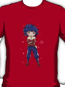 Chibi Hugh (Pokemon Black 2 and White 2) T-Shirt