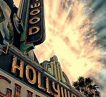 hollywood,sign by andalaimaging