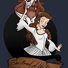 The Beast of the Opera by ThatDisneyLover