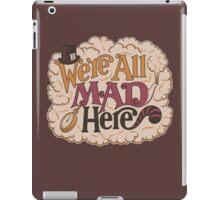A Mad Tea Party iPad Case/Skin