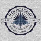 Jedi Academy by ORabbit