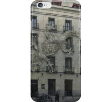 Calles de Madrid iPhone Case/Skin