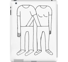 Catfish and The Bottlemen - The Balcony (black) iPad Case/Skin