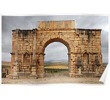 Roman arch Poster