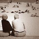 Bondi Beach by Cathi Norman