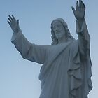 Jesus Welcomes All by HappyCatholics