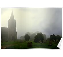 Twyford St Mary Church & Cemetery Poster