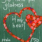 Gladness in My Heart by dosankodebbie