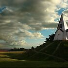 Farley Mount Monument by Christopher Newberry