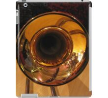 In The Mood - Trombone Reflections iPad Case/Skin