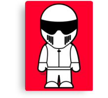 The Stig - Just the Stig Canvas Print