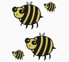 Super Cute Bees by Beemes