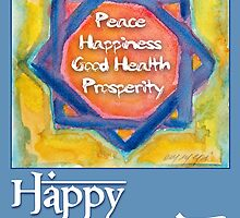 Peace Happiness Good healt Prosperity by monica palermo