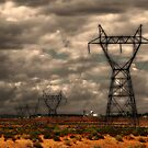 Powerlines by JeniGoci
