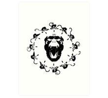 Army of the Twelve monkeys Art Print