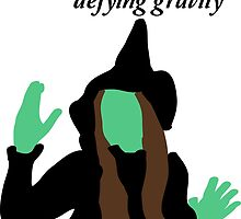 Elphaba Wicked: Defying Gravity by lindsayxo
