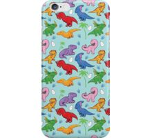 Cute Dinosaur Pattern iPhone Case/Skin