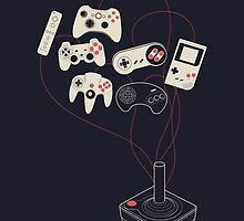 Videogame by koning