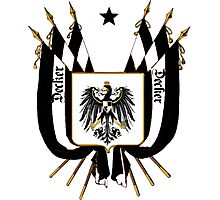 Prussia Coat of Arms-Decker Photographic Print