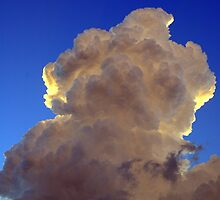 Cumulonimbus by Scott Heinley
